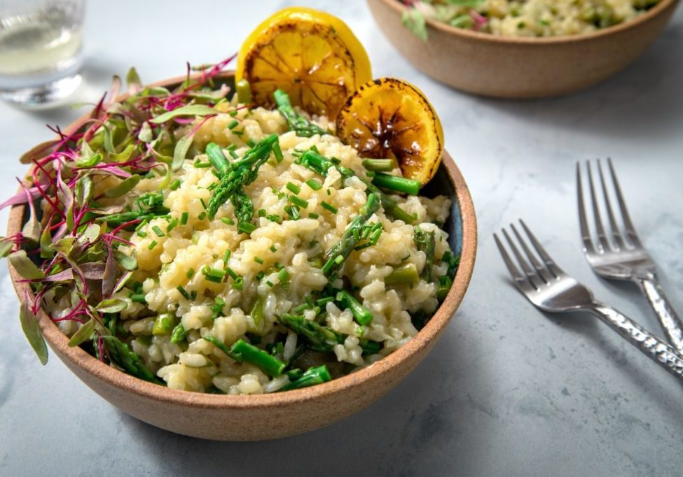 Asparagus Risotto-site